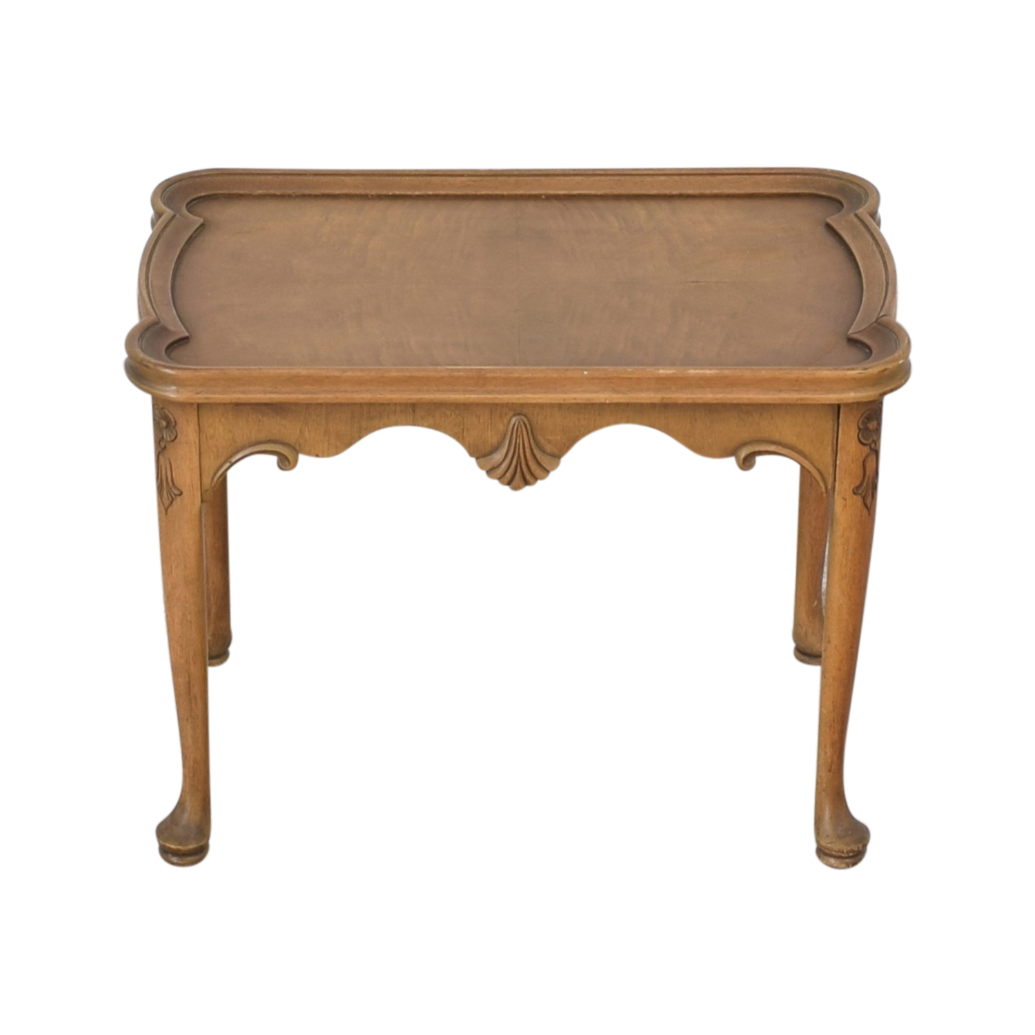 French Louis Xiv Style End Table