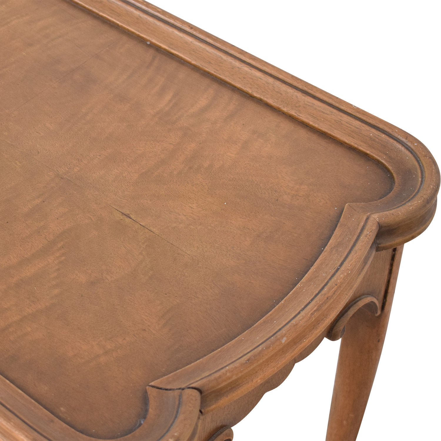 French Louis XIV Style End Table dimensions