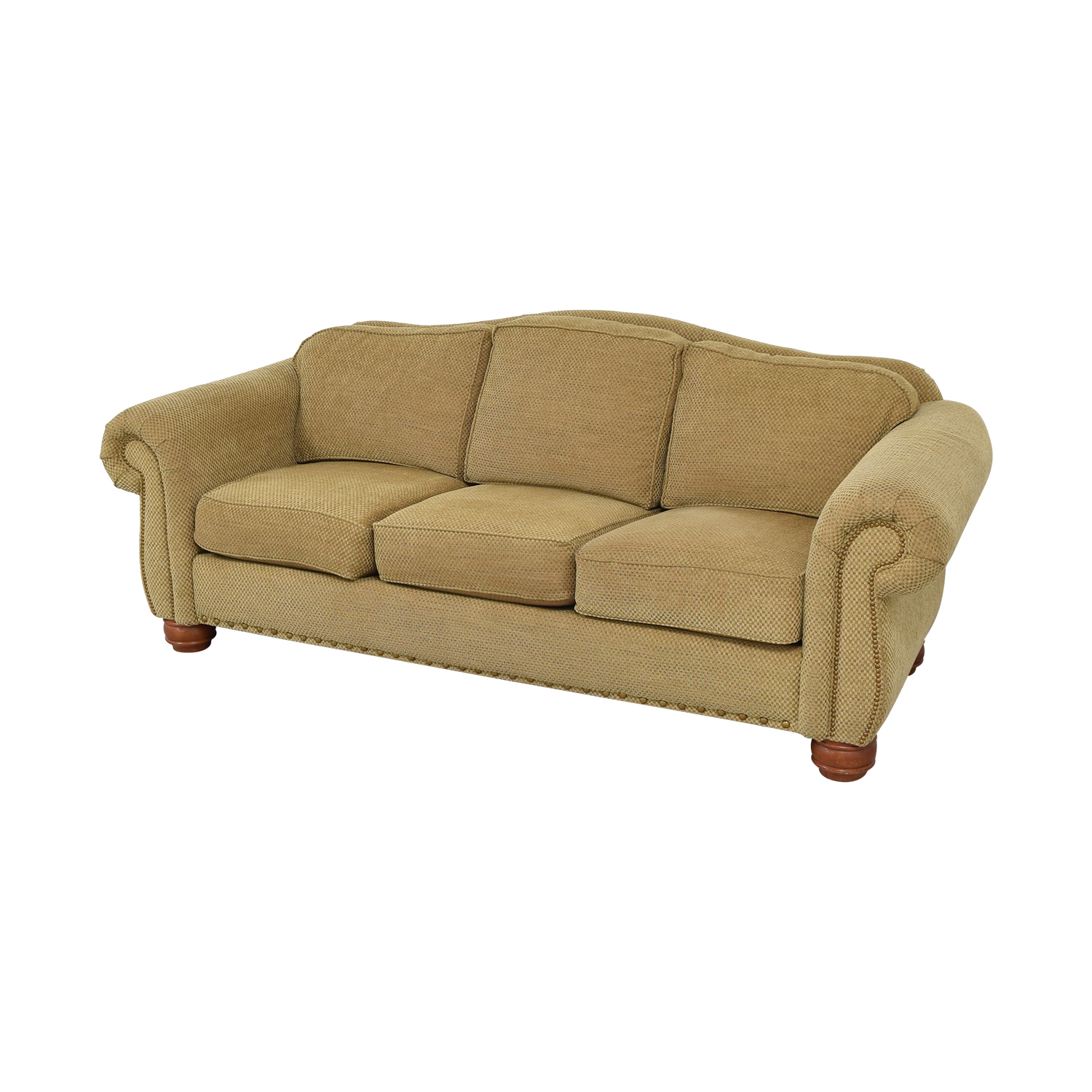 La-Z-Boy La-Z-Boy Three Cushion Sofa dimensions