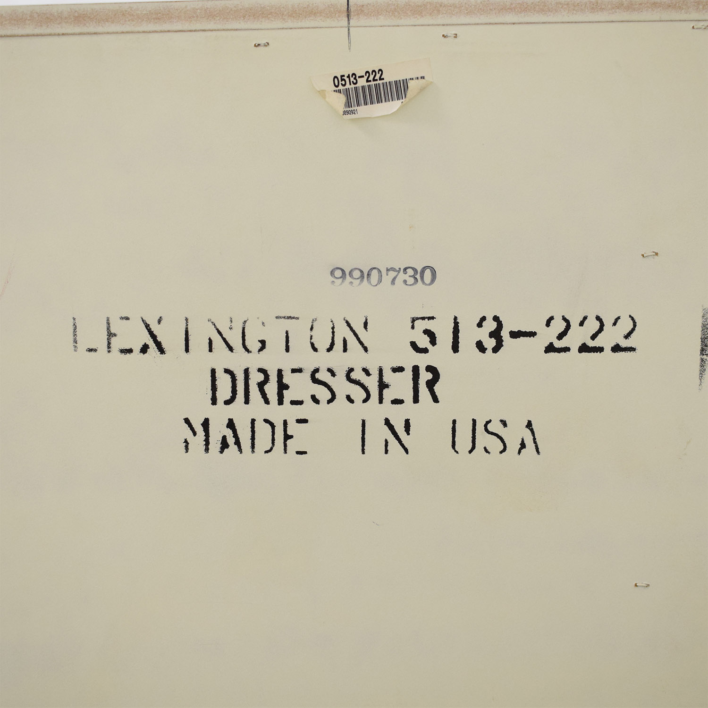 buy Lexington Storybook Dresser with Removable Mirror Lexington Furniture Dressers