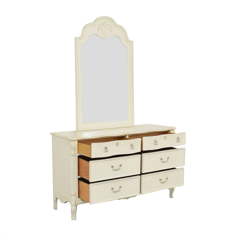 buy Lexington Storybook Dresser with Removable Mirror Lexington Furniture Storage