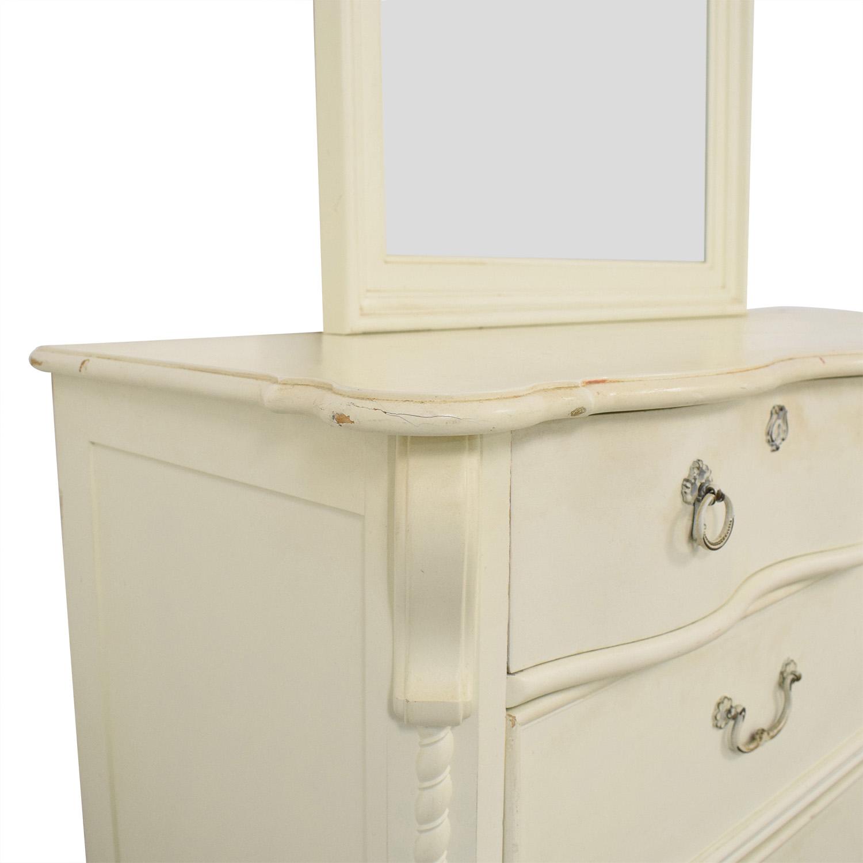 shop Lexington Storybook Dresser with Removable Mirror Lexington Furniture Storage