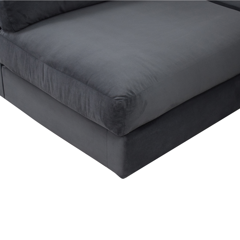 buy Macy's Aryanna 4-Piece Modular Sectional Sofa Macy's Sofas