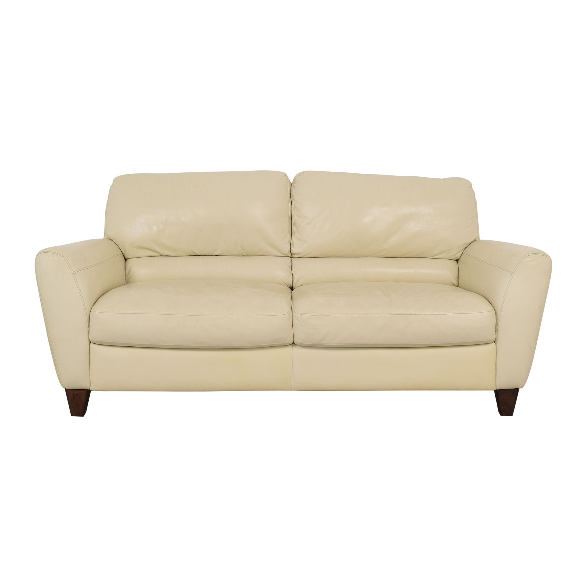 Macy's Italsofa Two Cushion Sofa / Classic Sofas