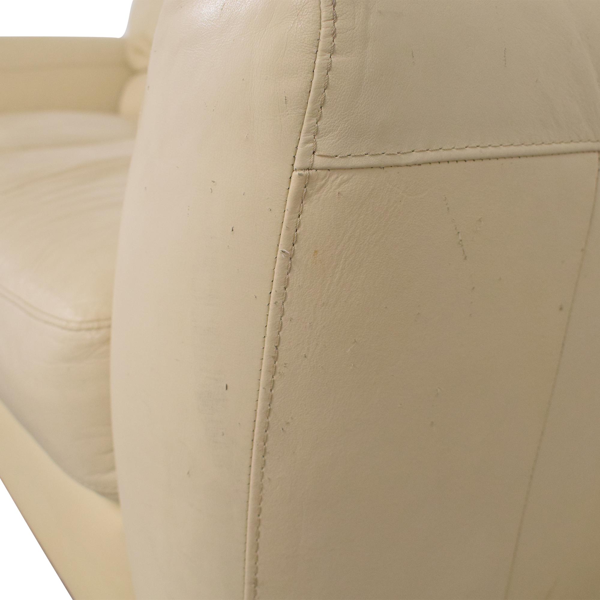 Macy's Macy's Italsofa Two Cushion Sofa used