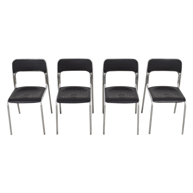 Sintesi Sintesi Italian Dining Chairs nj