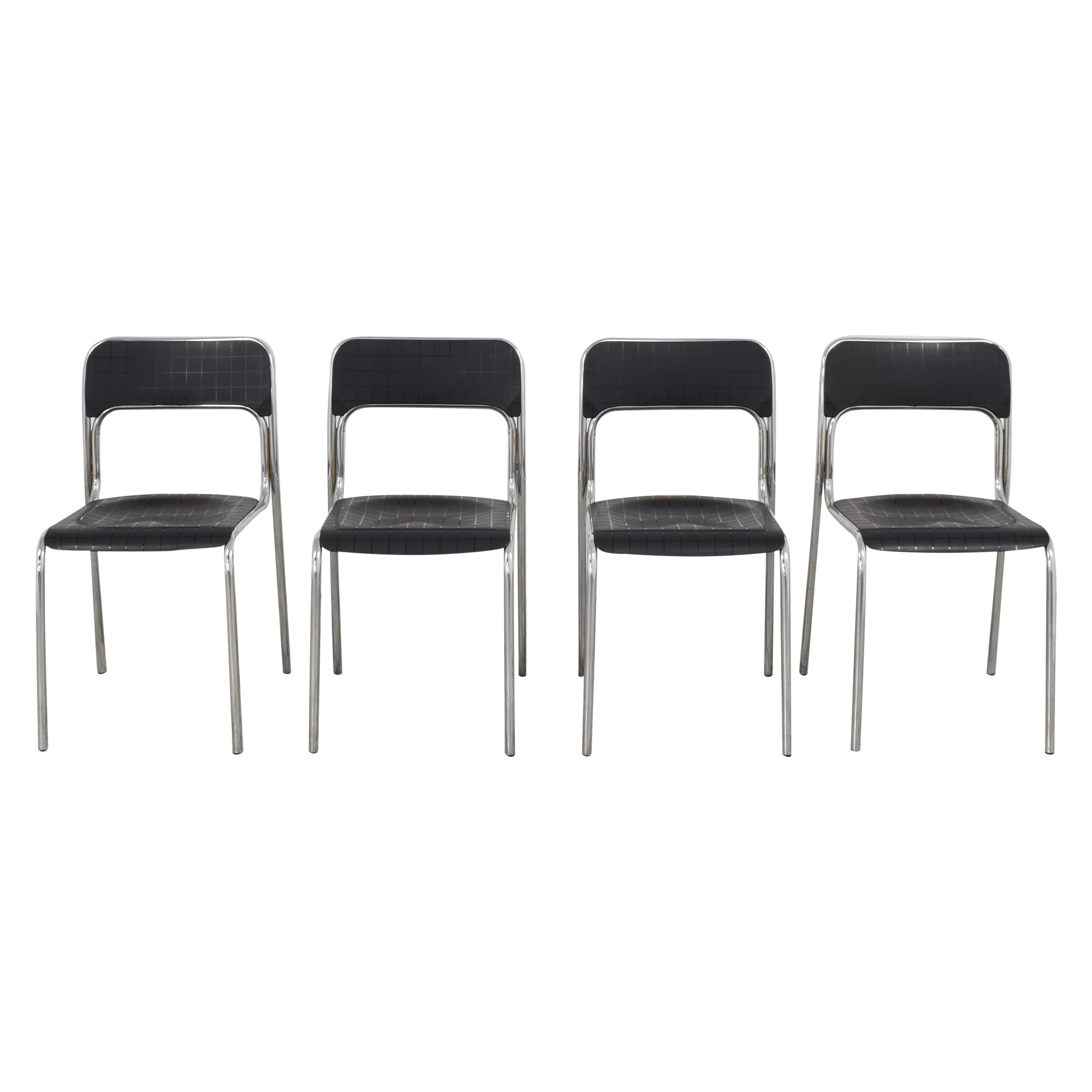 Sintesi Sintesi Italian Dining Chairs dimensions