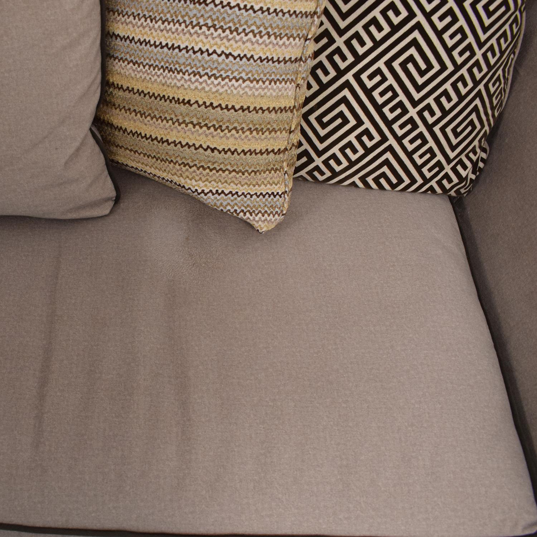 Huffman Koos Huffman Koos Modern Sofa discount
