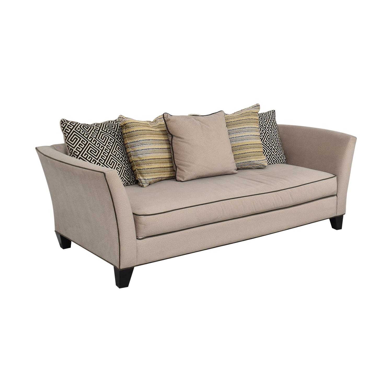 Huffman Koos Huffman Koos Modern Sofa used