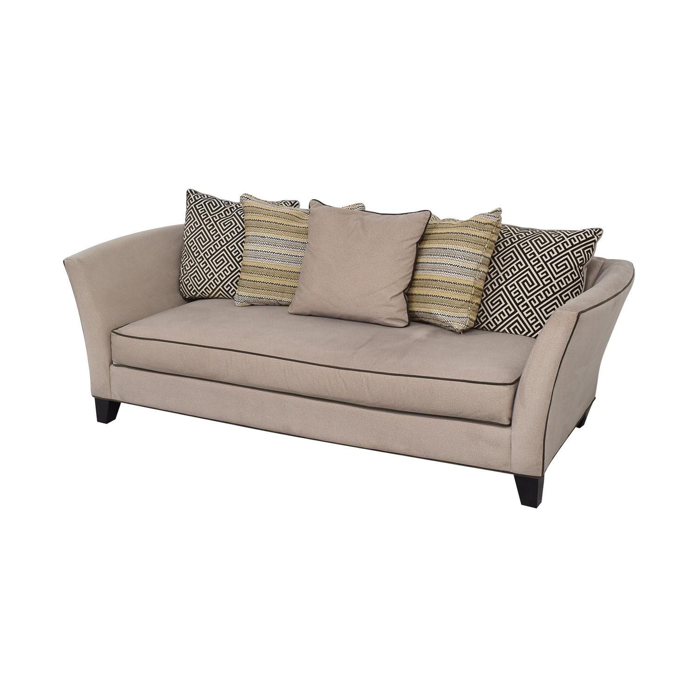 Huffman Koos Huffman Koos Modern Sofa Classic Sofas