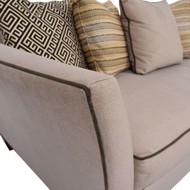 shop Huffman Koos Modern Sofa Huffman Koos Classic Sofas