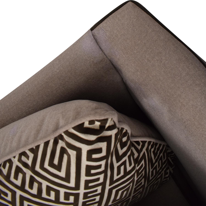 Huffman Koos Modern Sofa Huffman Koos