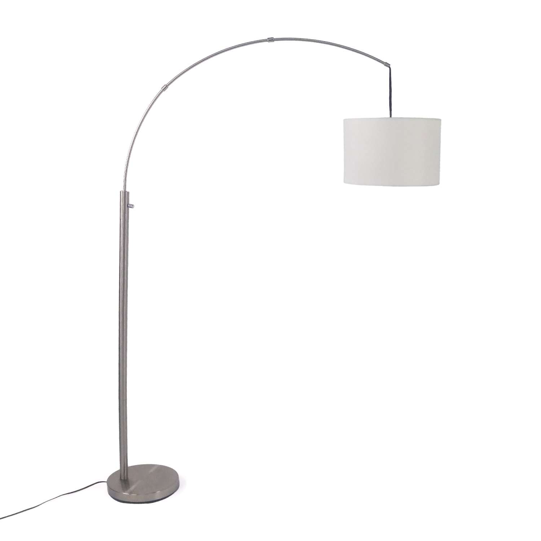 50 Off Bed Bath Amp Beyond Arching Floor Lamp Decor