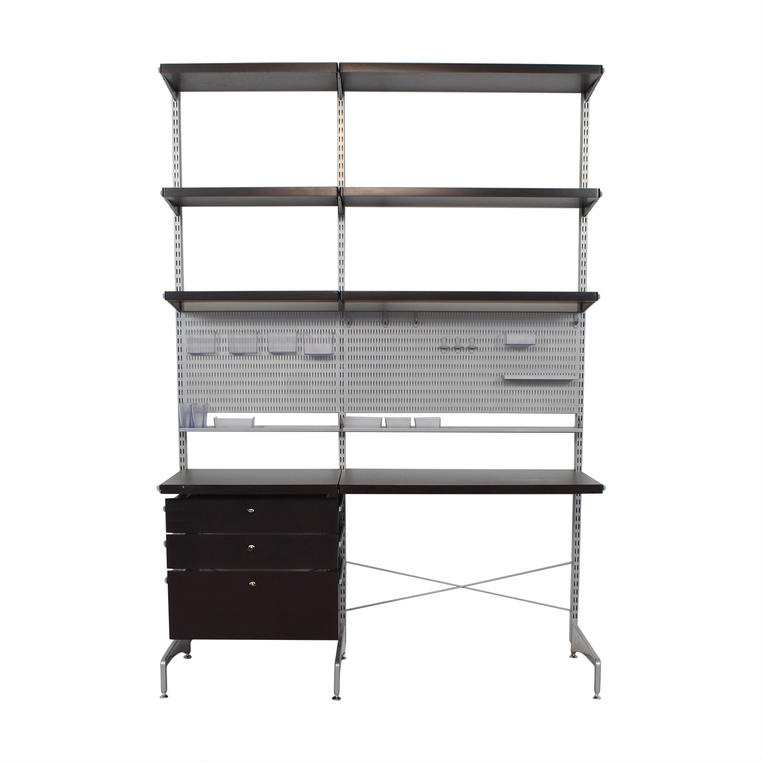 shop Elfa Wall Mounted Shelves and Desk Elfa Tables