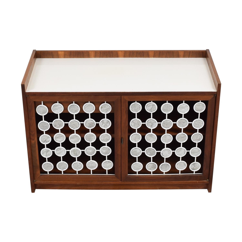shop Vintage Storage Cabinet