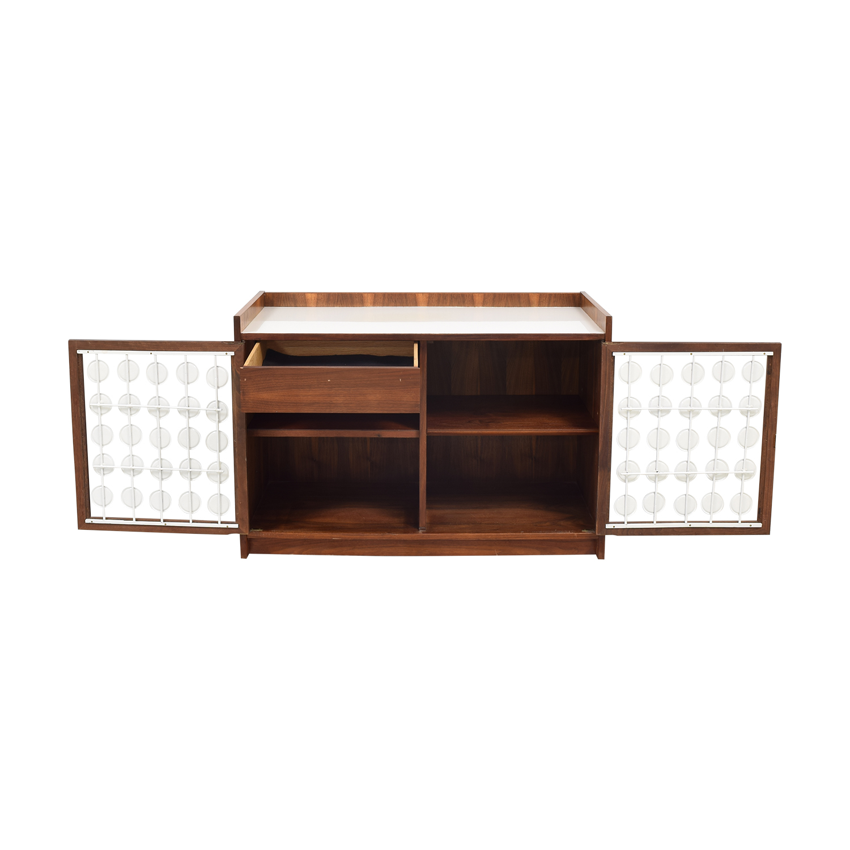 Vintage Storage Cabinet pa