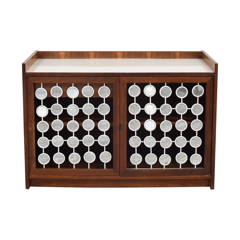 Vintage Storage Cabinet ma