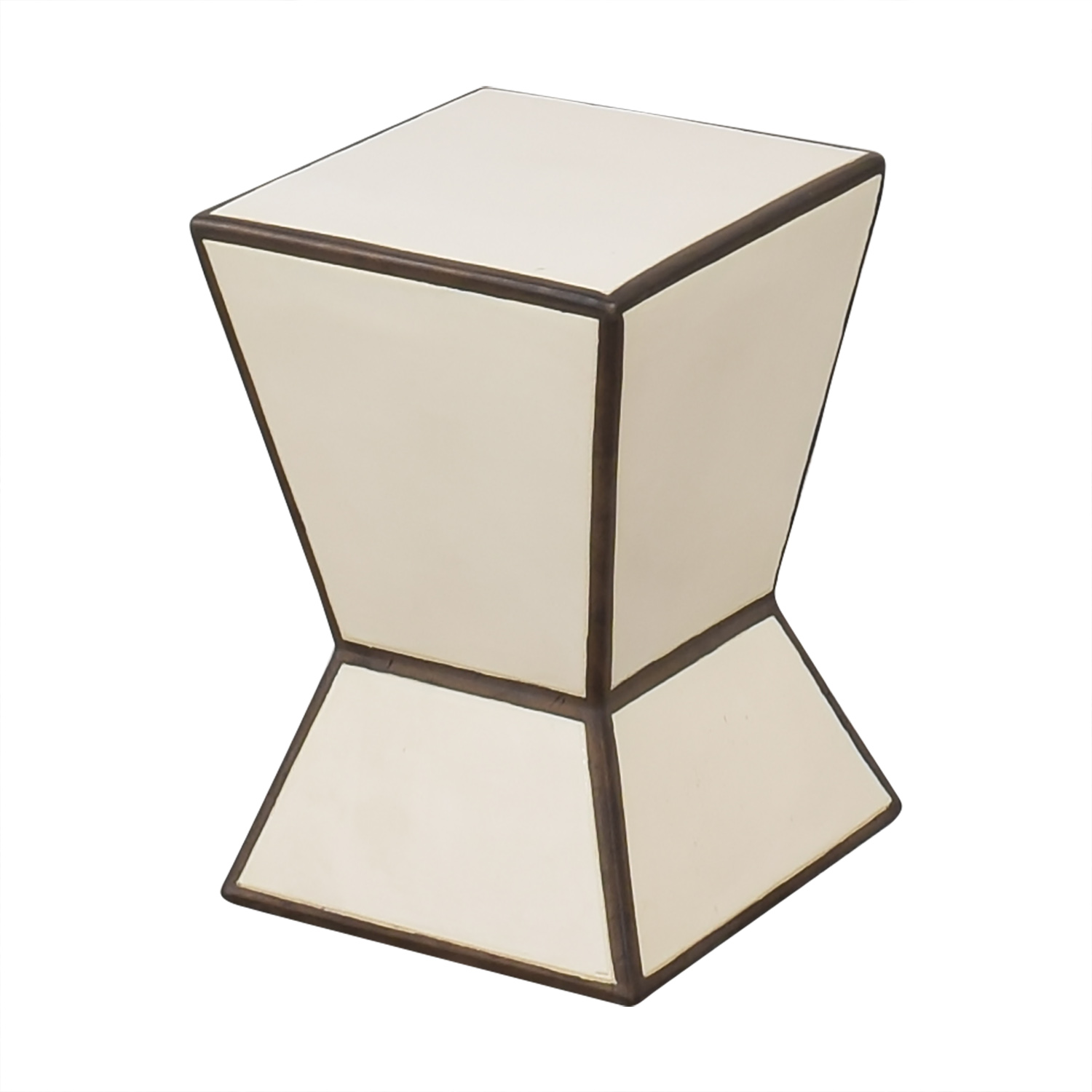 buy Hourglass Side Table West Elm Tables
