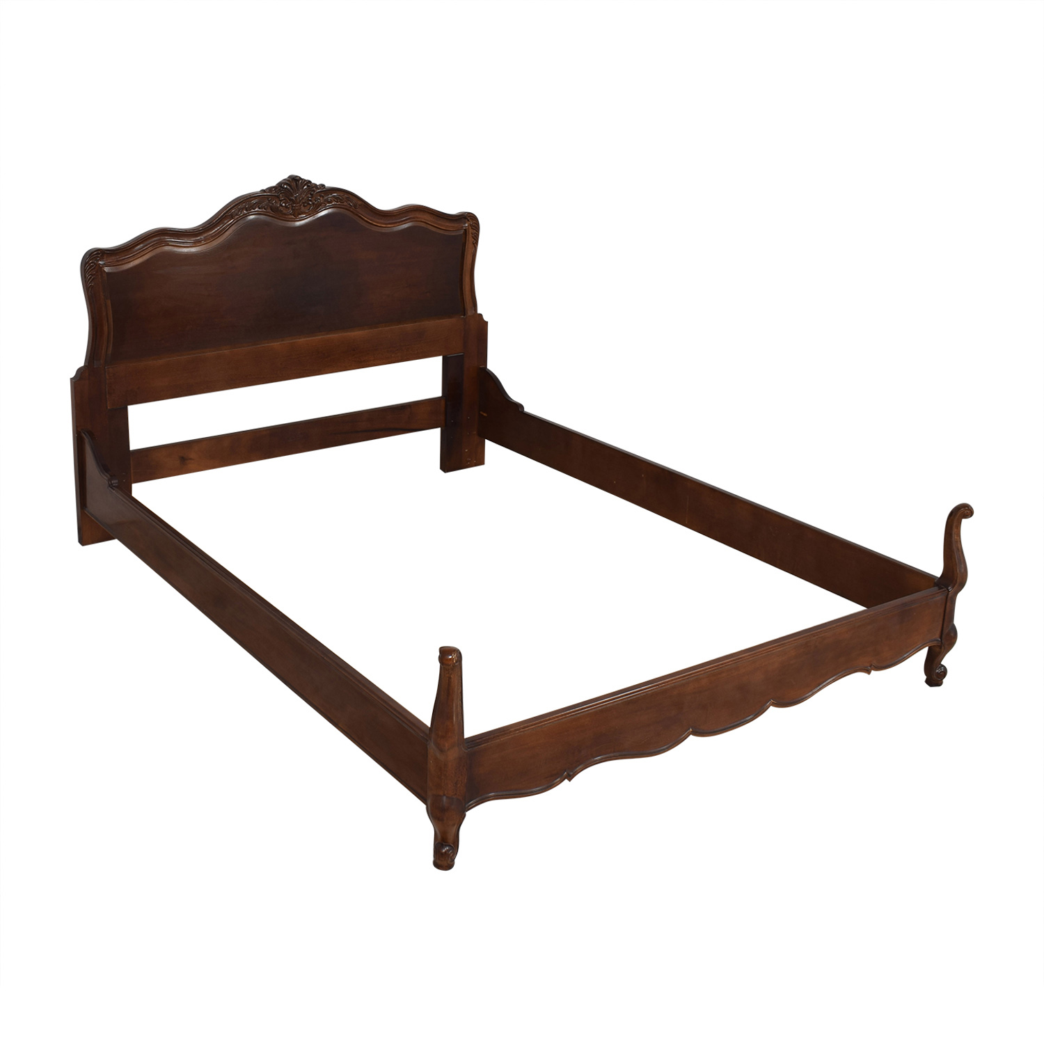 Henredon Furniture Henredon Furniture French Provincial Queen Bed discount