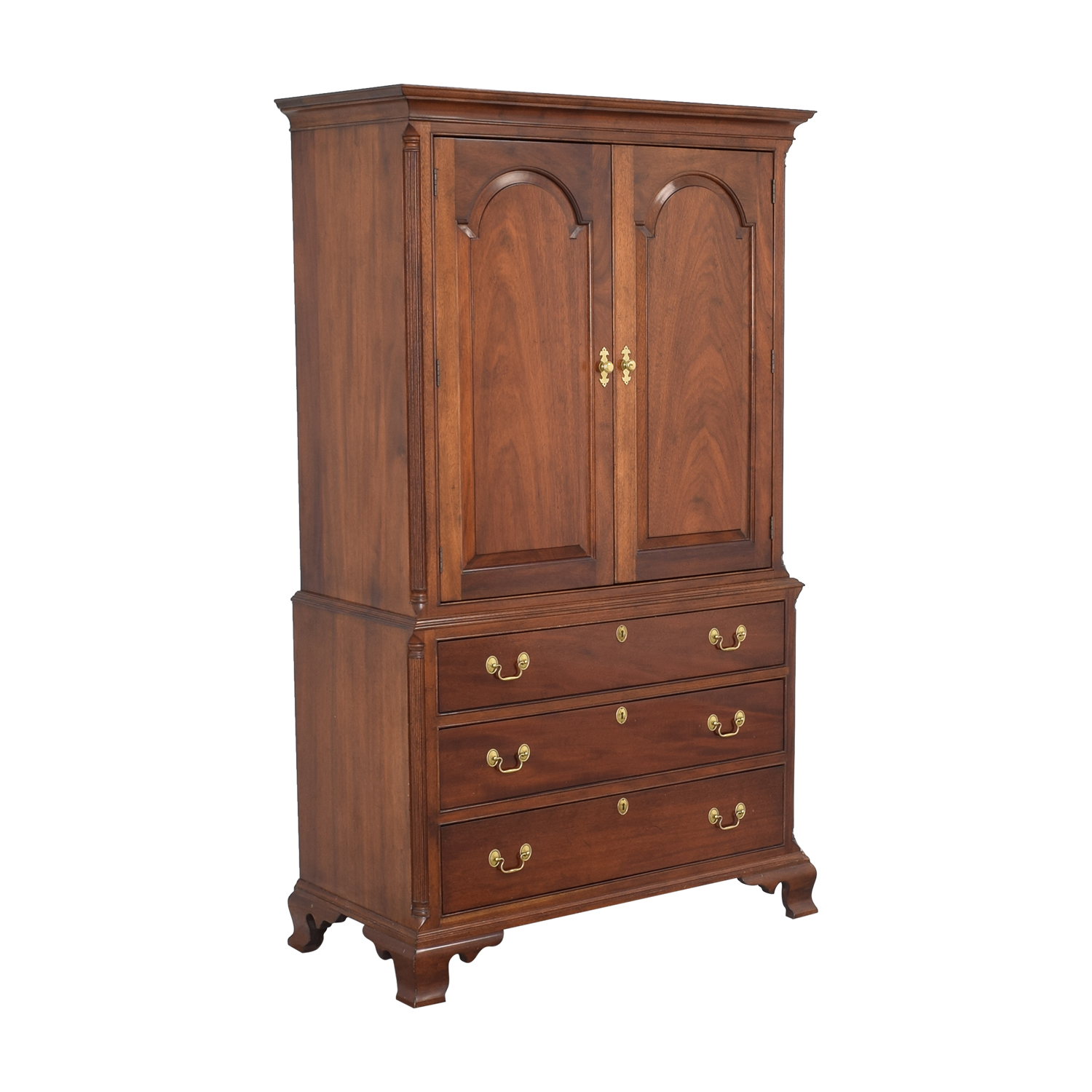 Stickley Furniture Stickley Furniture Entertainment Center Armoire pa