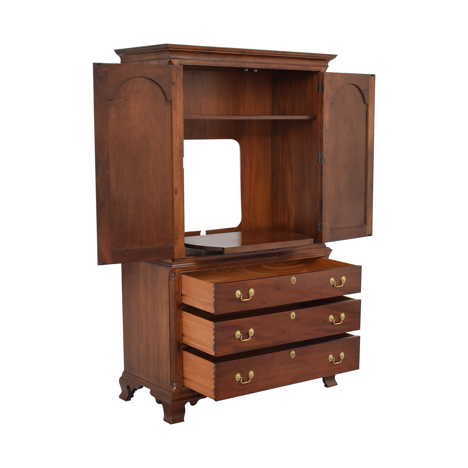Stickley Furniture Stickley Furniture Entertainment Center Armoire dimensions