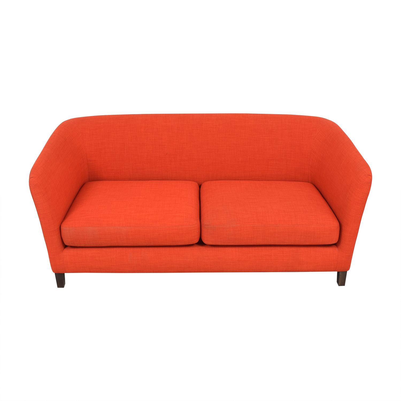 shop Crate & Barrel Crate & Barrel Ollie Apartment Sofa online
