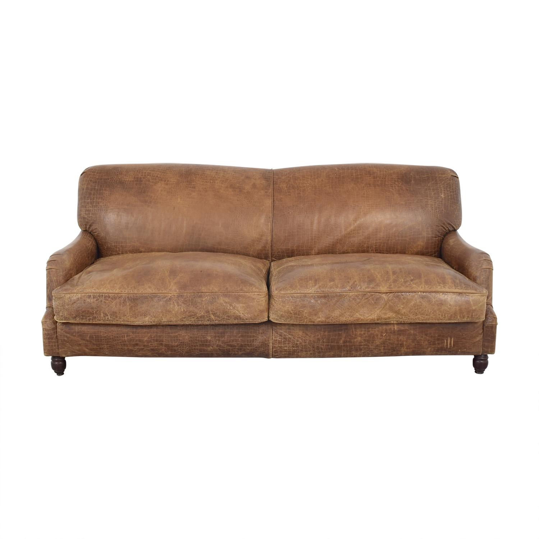 shop Andrew Martin Leather Sofa Andrew Martin Classic Sofas