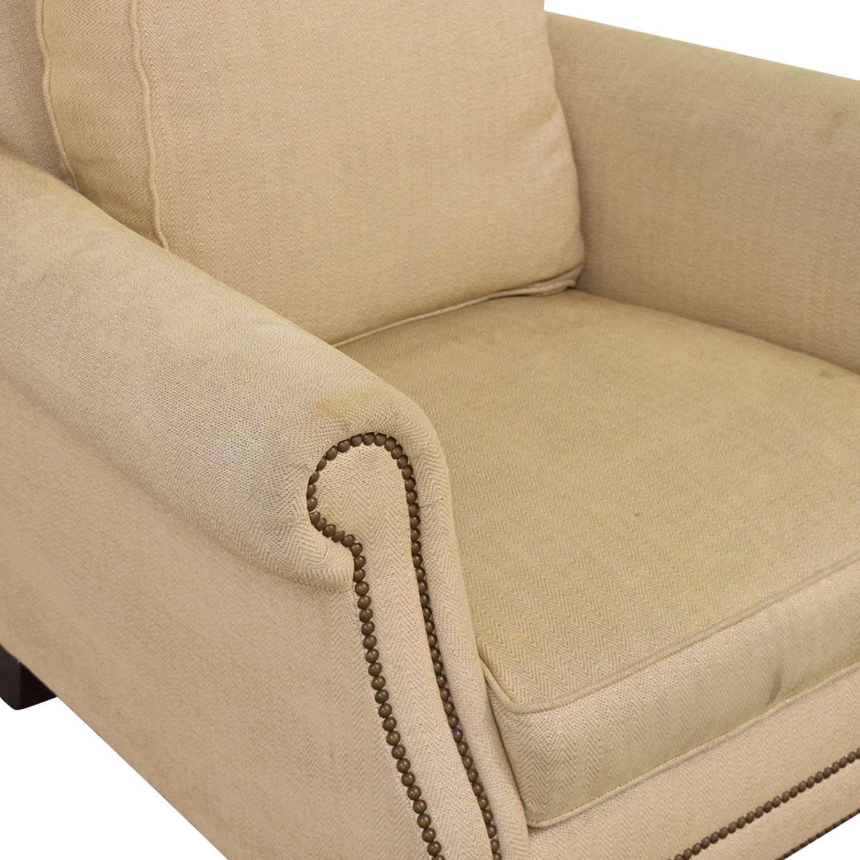 Bernhardt Bernhardt Brae Chair used
