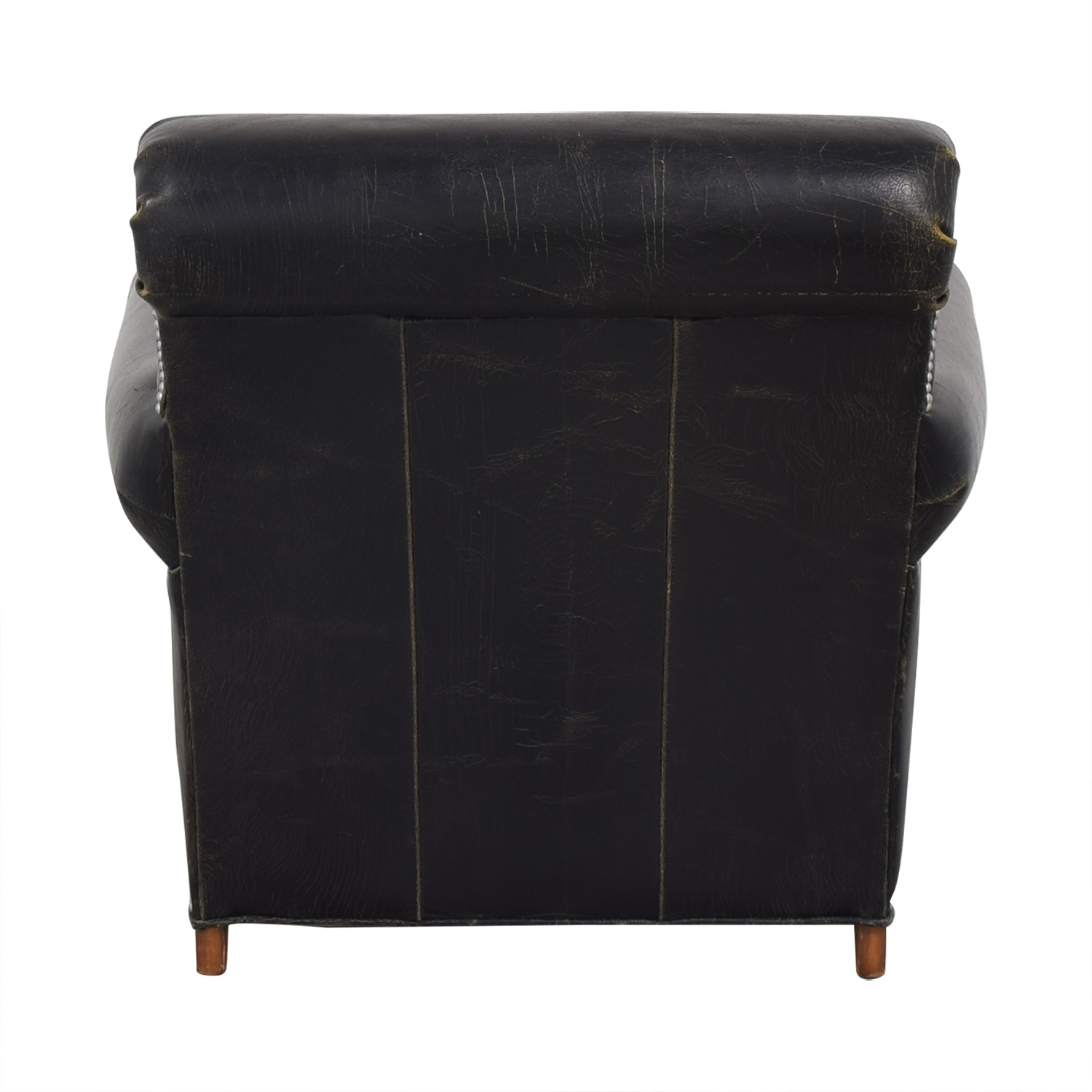 buy Old Hickory Tannery Old Hickory Tannery Distressed Club Chair online