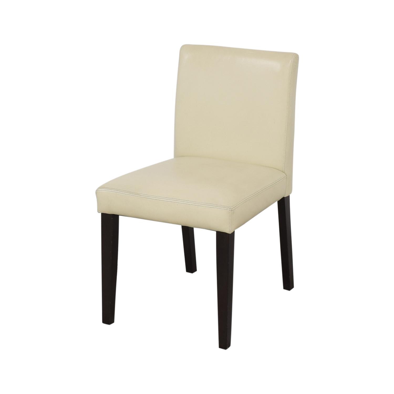 West Elm West Elm Parson Chairs coupon