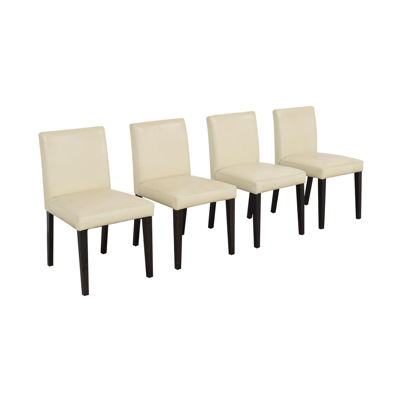 buy West Elm Parson Chairs West Elm