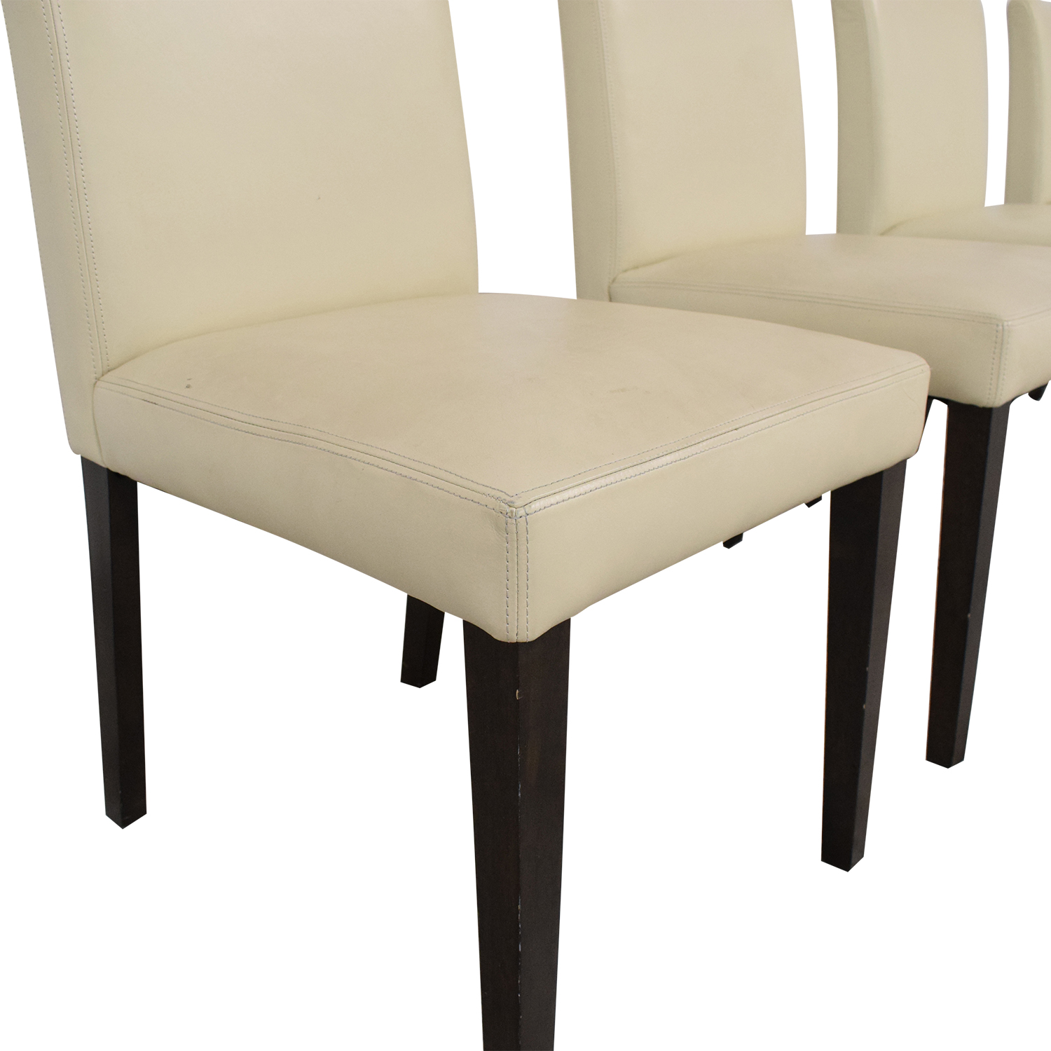West Elm West Elm Parson Chairs used