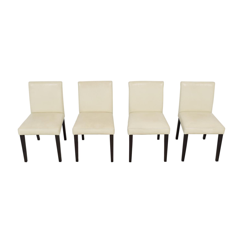 West Elm West Elm Parson Chairs discount