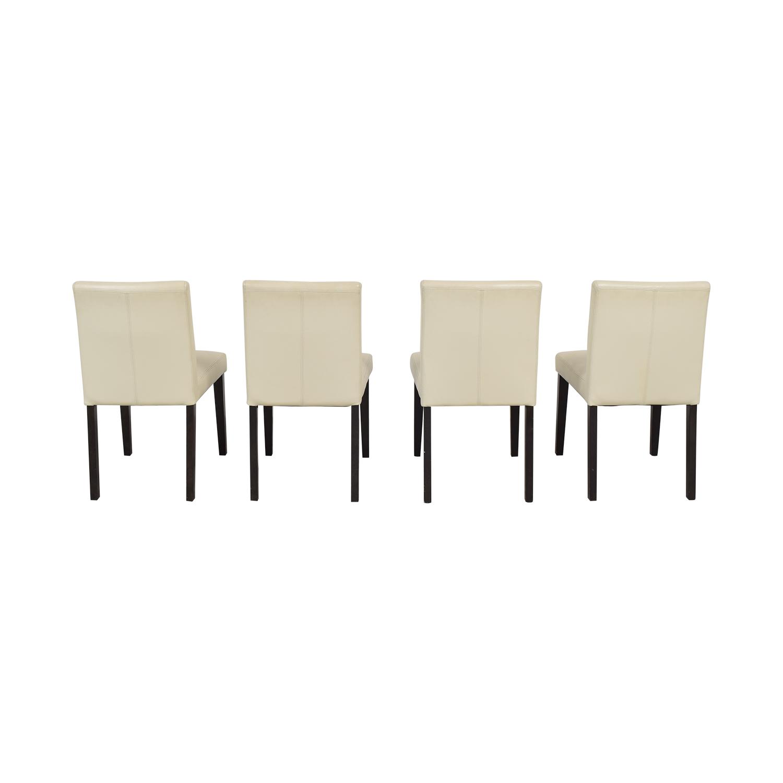 West Elm West Elm Parson Chairs