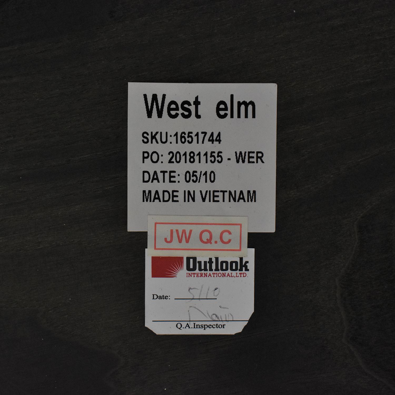 shop West Elm Terra Dining Table West Elm Dinner Tables