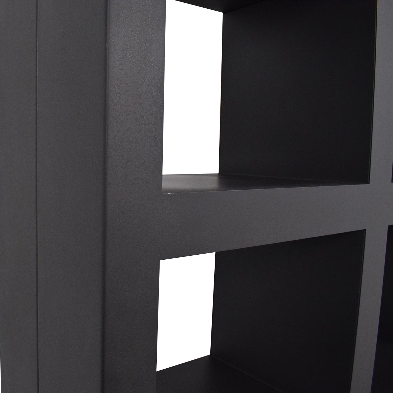 Crate & Barrel Crate & Barrel Shadow Box Tower pa