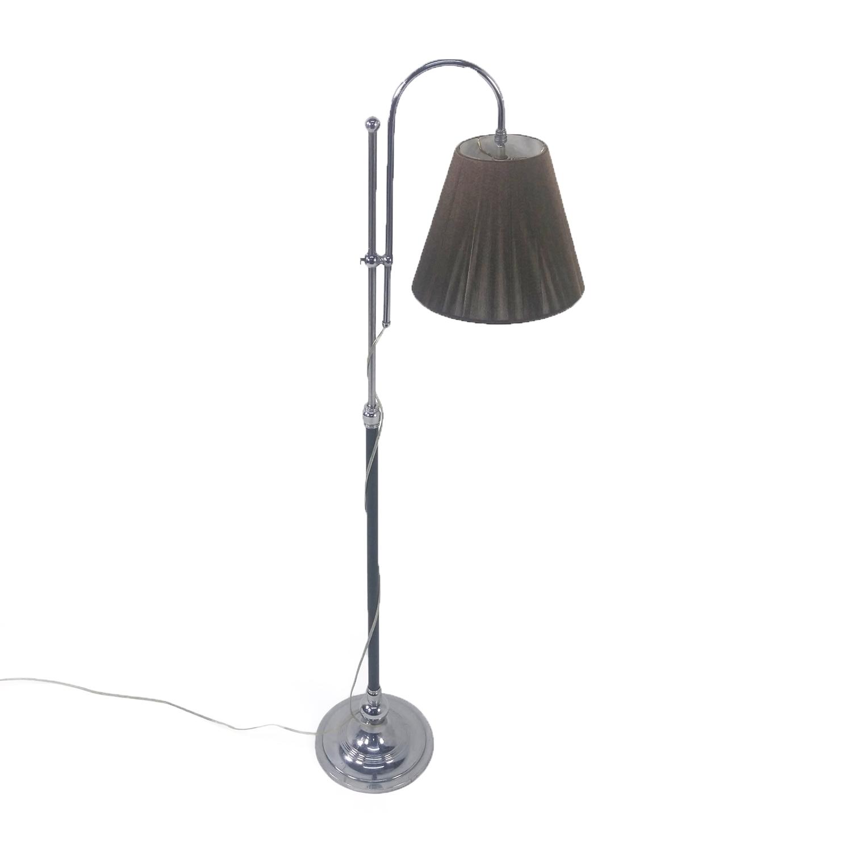 Custom Art Deco Adjustable Floor Lamp Decor