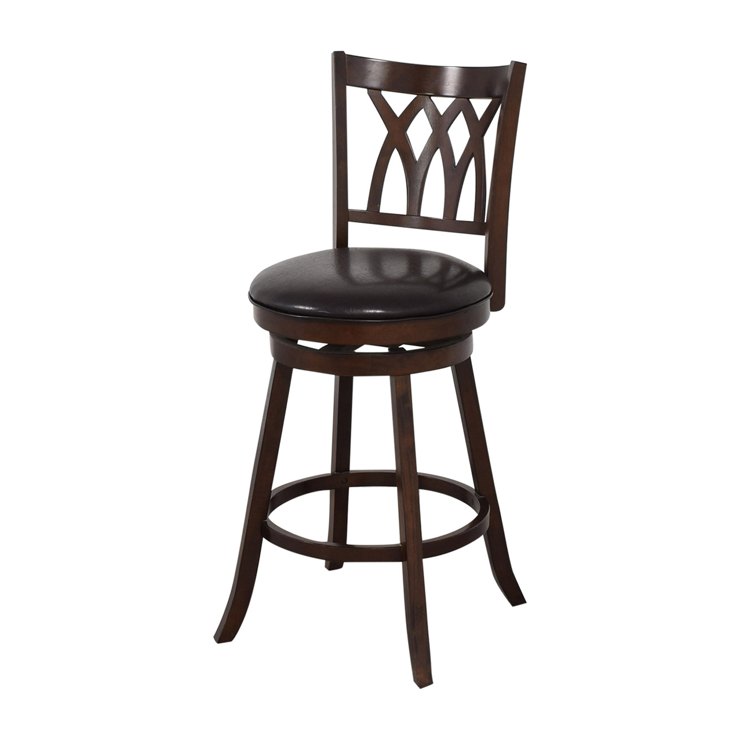 Counter Height Swivel Bar Stools used