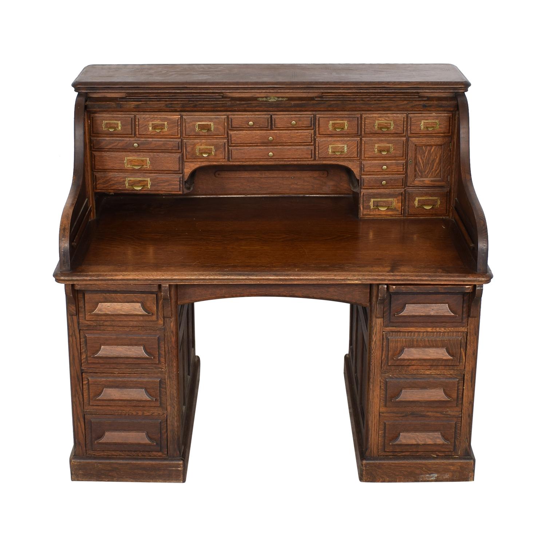 Gunn Furniture Co. Gunn Furniture Roll-Top Desk price