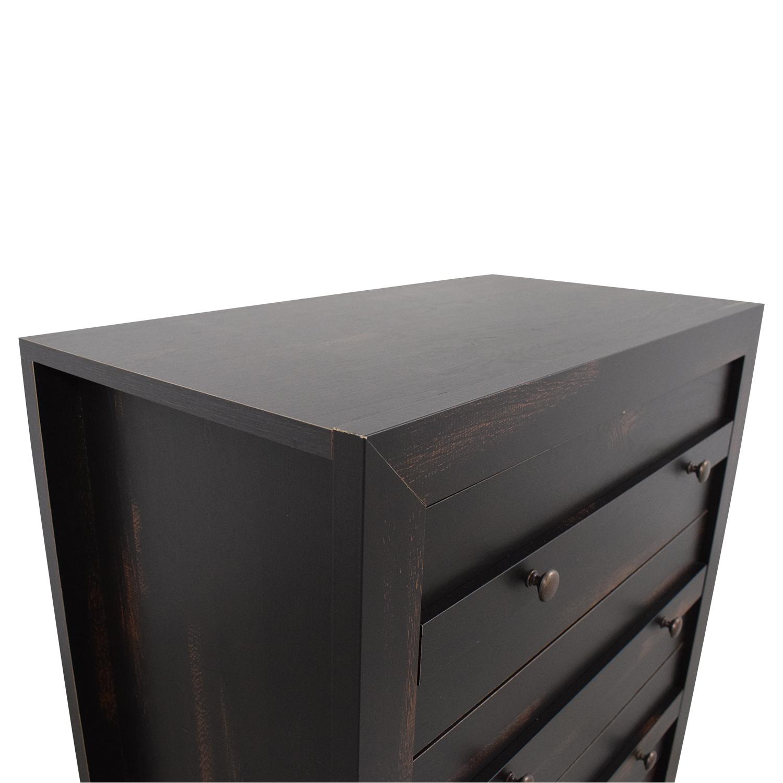 buy Sauder Stone Valley 4 Drawer Chest Sauder Dressers