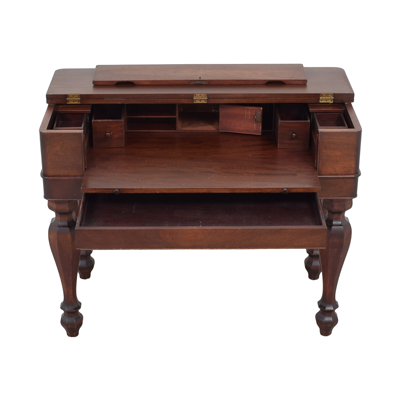 Vintage Secretary Desk Tables