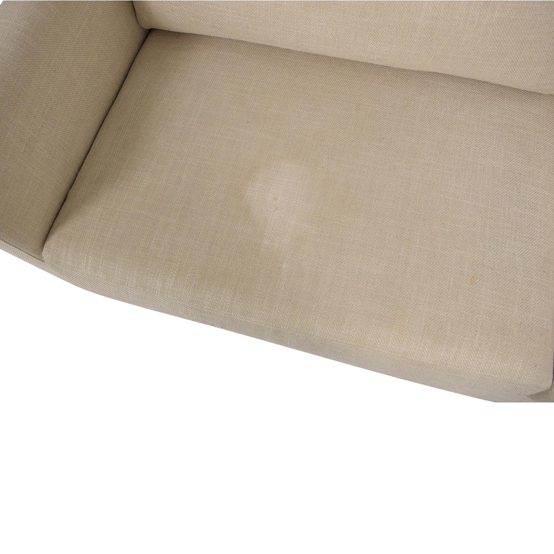 Mitchell Gold + Bob Williams Two Cushion Sofa / Sofas