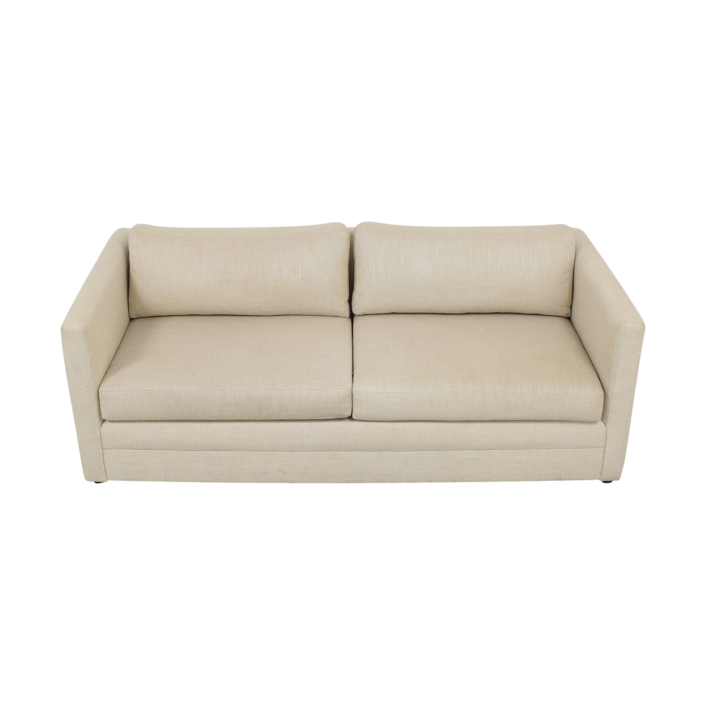 buy Mitchell Gold + Bob Williams Mitchell Gold + Bob Williams Two Cushion Sofa online
