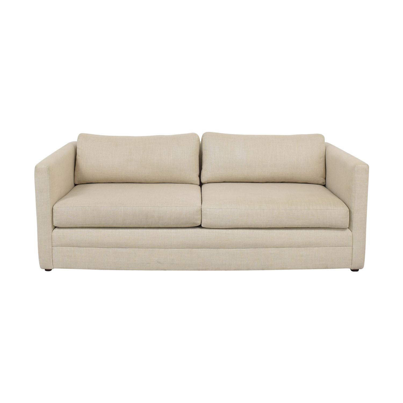 Mitchell Gold + Bob Williams Mitchell Gold + Bob Williams Two Cushion Sofa second hand