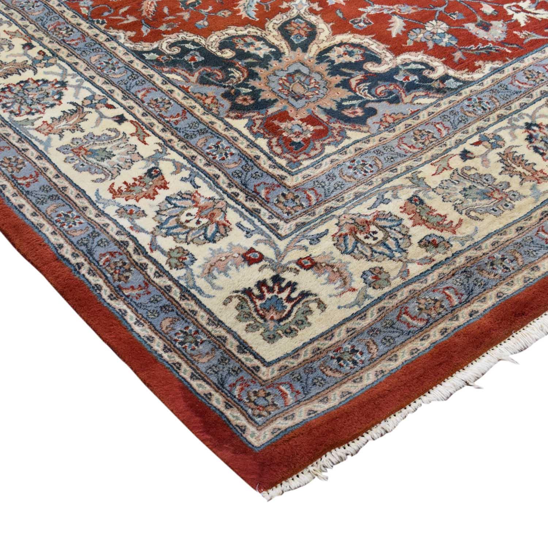 Oriental Wool Rug dimensions