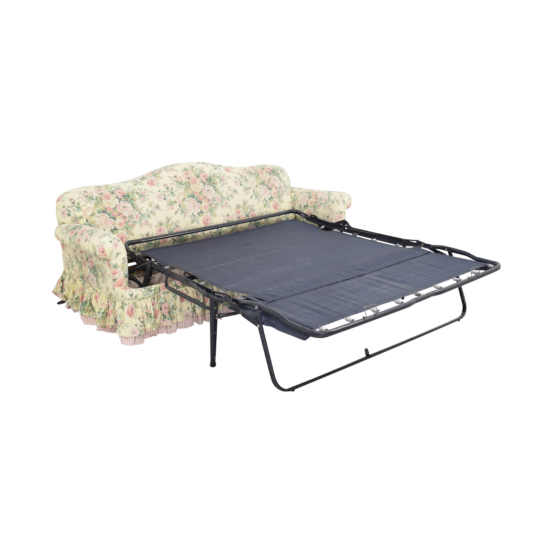 Bassett Furniture Bassett Furniture Skirted Sofa Bed second hand