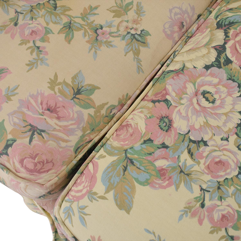 buy Bassett Furniture Skirted Sofa Bed Bassett Furniture Sofas