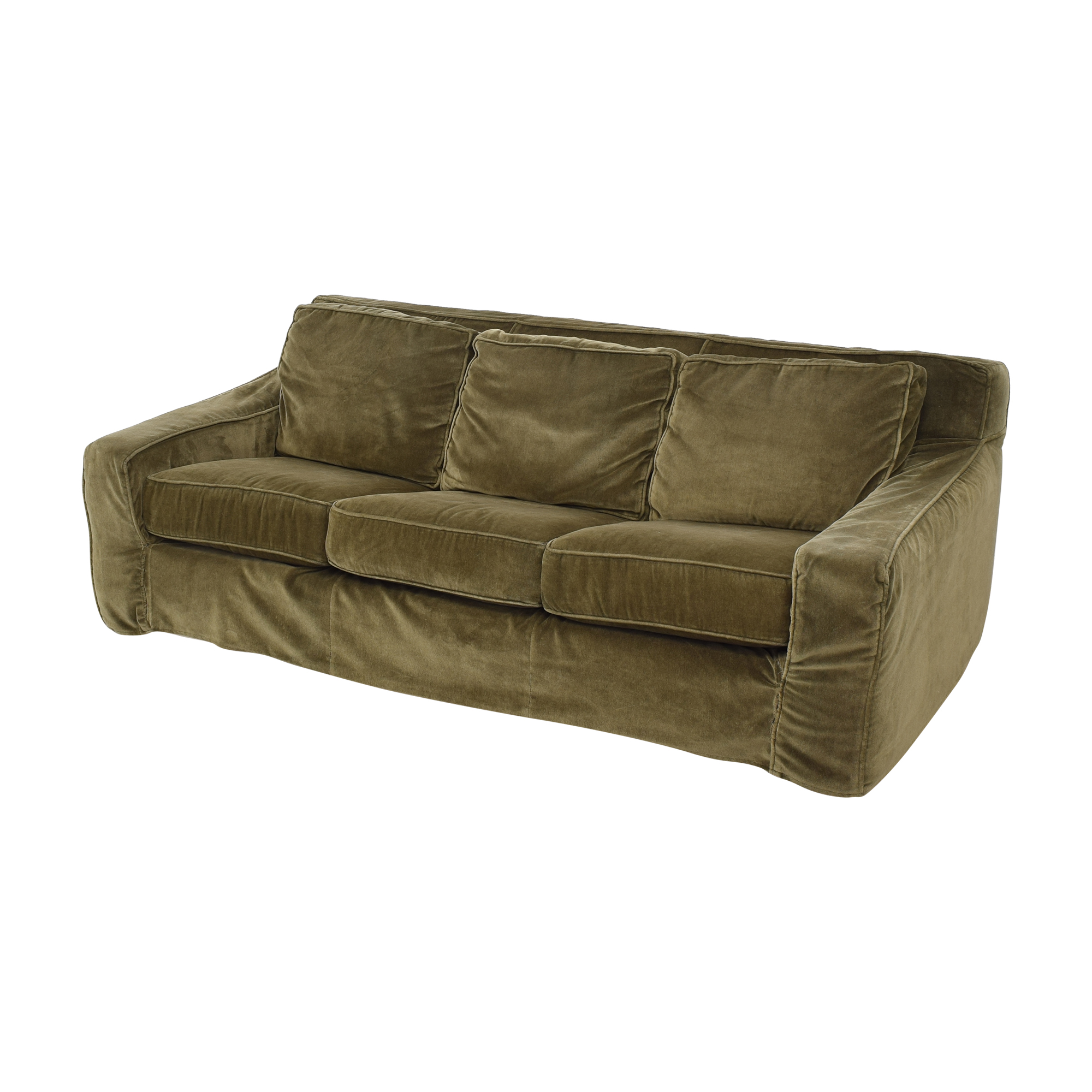 Mitchell Gold + Bob Williams Mitchell Gold Queen Sleeper Sofa used