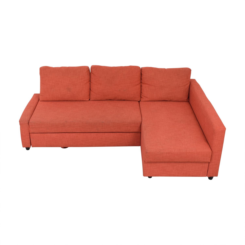 IKEA Friheten Sleeper Sectional 3 Seat with Storage IKEA