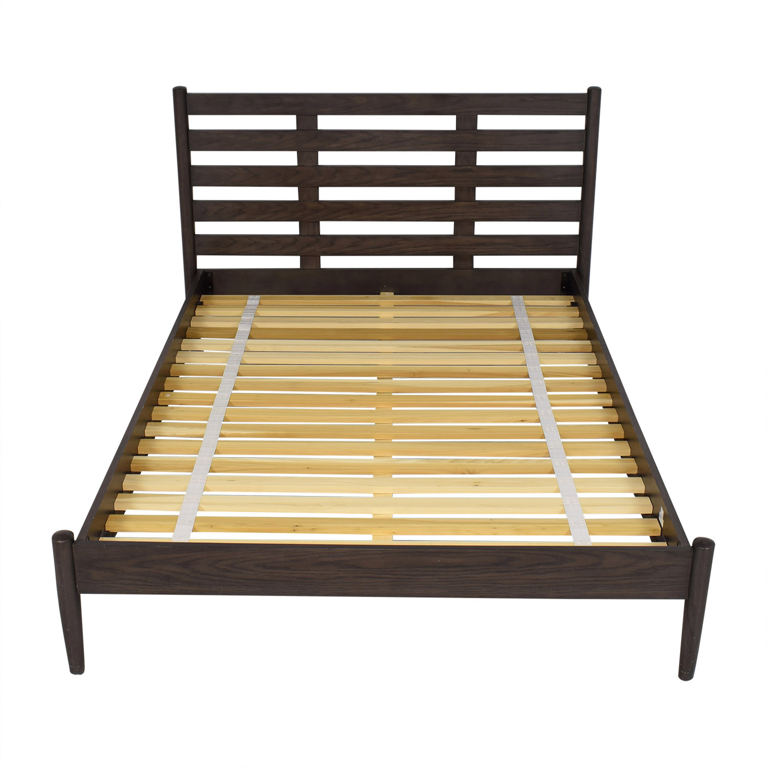 Crate & Barrel Crate & Barrel Barnes Queen Bed for sale